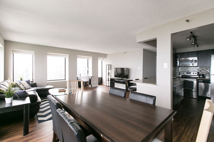 nice 2 bedroom penthouse views pool l genheter att hyra i chicago