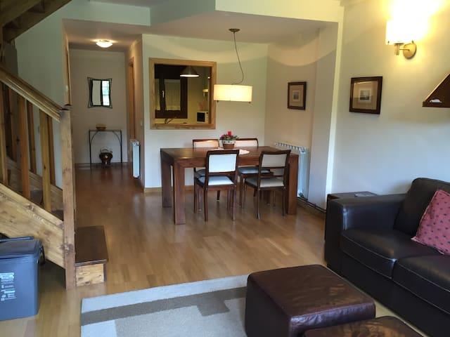 Acogedor apartamento cerca Baqueira - València d'Àneu - Apartamento