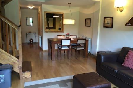 Acogedor apartamento cerca Baqueira - València d'Àneu