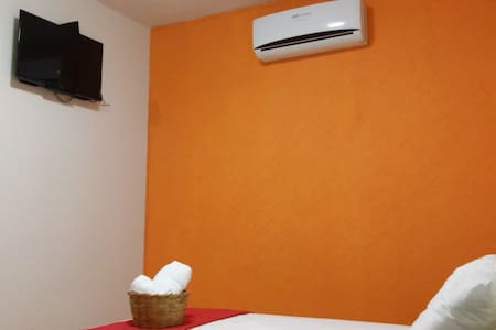 Hotel Rosvel, Hab. Doble (Standard): Max 2 - Palenque - Apartment