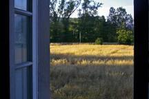 Visuale da finestra