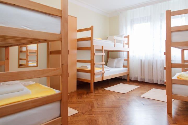 Hostel Home Sweet Home - Dorm B - Beograd - Apartament
