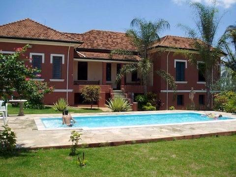 Casa de Fazenda - Santa Terezinha