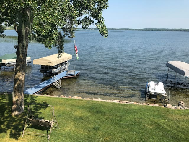 Cabin on Crystal Lake