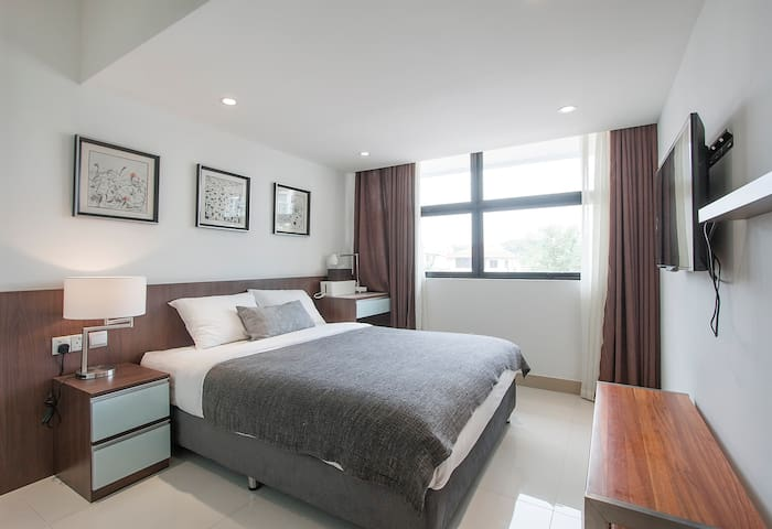 Cozy Studio Room in Landed house(8) with services