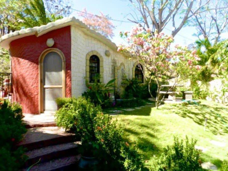 Casa Diosa casita