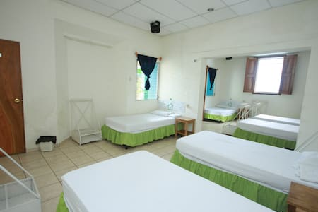 Habitacion compartida Dorm B - Santa Ana