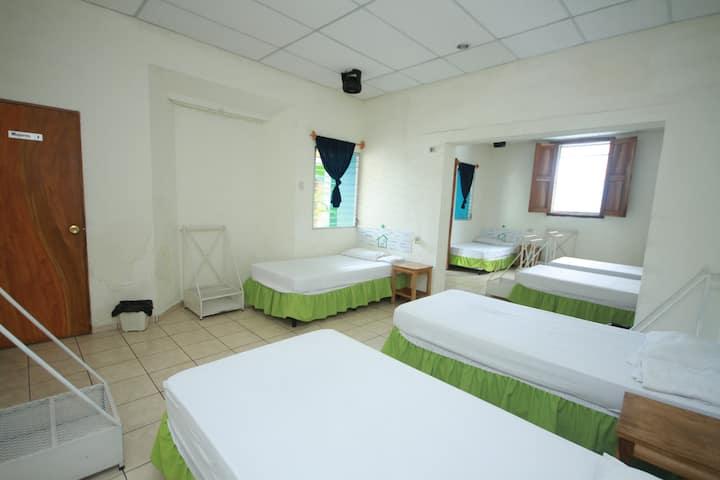 Habitacion compartida Dorm B