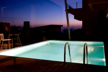 Romeo's Luxury OceanView pool villa, Golf nearby - Alcabideche