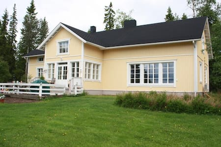 Villa Lande, your licence for relax - Rovaniemi