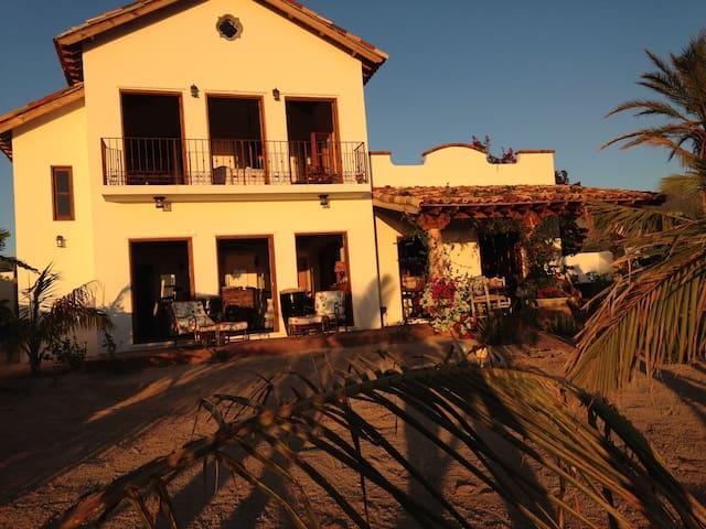 """Casa Suenos """"A SLICE of PARADISE"""" - El Sargento - Talo"""