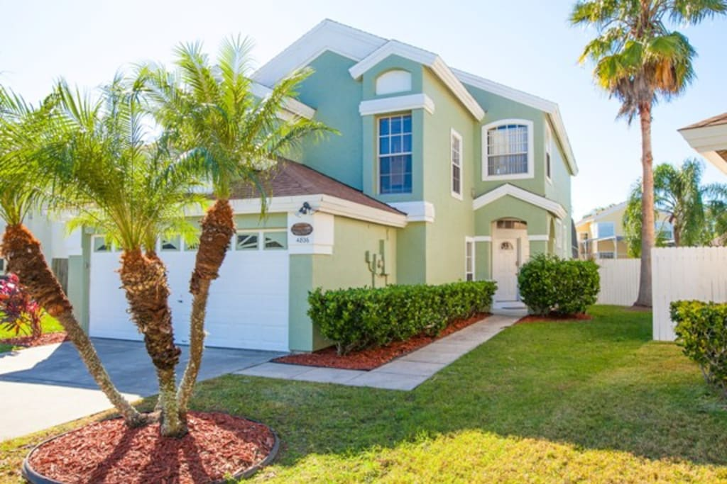 Homely 4 Bedroom Villa Kissimmee Fl Houses For Rent In Kissimmee Florida United States