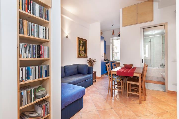 central apartament Rome near subway