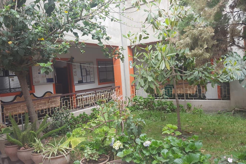Jardin de Casa