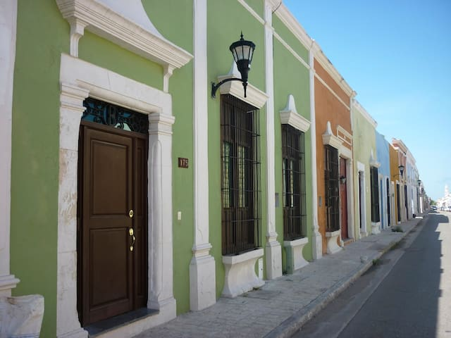 Casa Baranda - Campeche - House