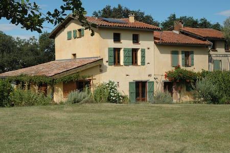 Chaumarty Ecogîte - 9 PERSONNES - Gaillac-Toulza - Gaillac-Toulza - Rumah