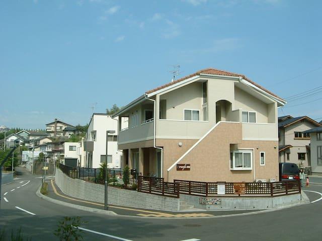 宮城学院女子大の近く、ギターとダンスと料理の先生の家 - Sendai - Talo