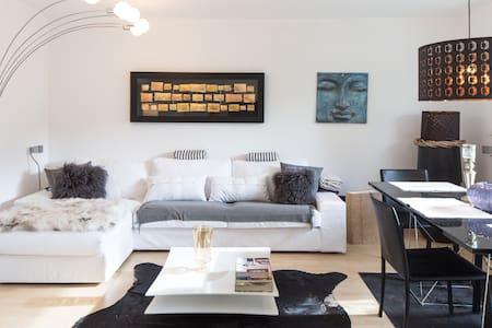Asia Dream Frankfurt&Airport 10Min - Hofheim - Apartment