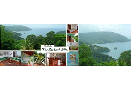 !The Lookout Villa - Stunning view! - Vila