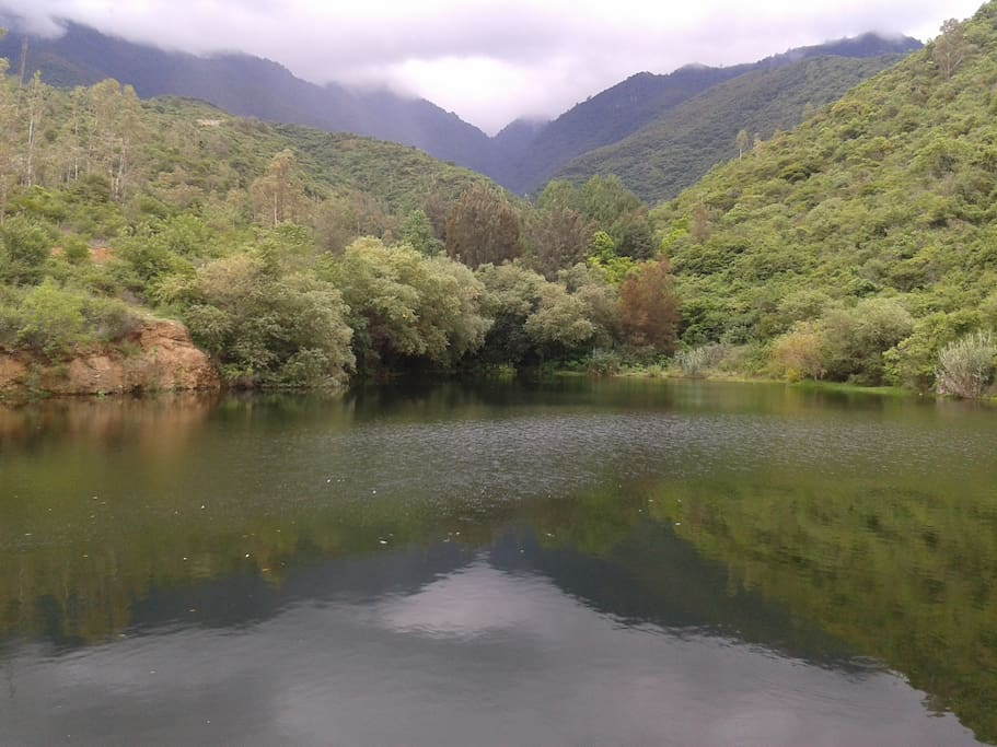 Presa San Andrés Huayapam