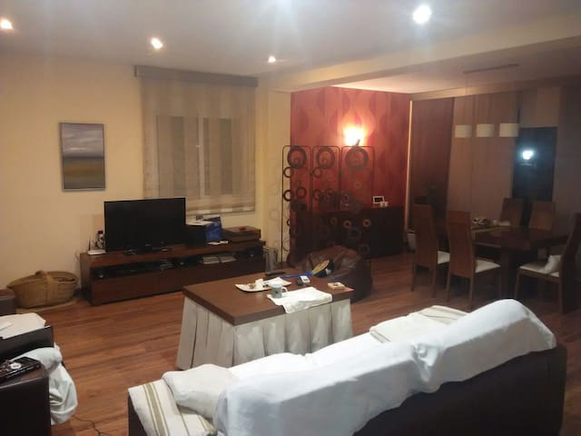 Habitación y sofá huerta Murcia. - Alcantarilla - House