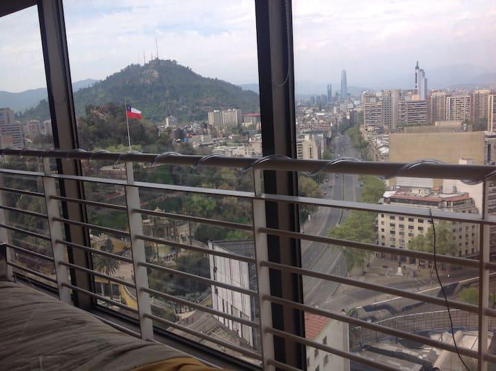 Loft en el centro de Santiago