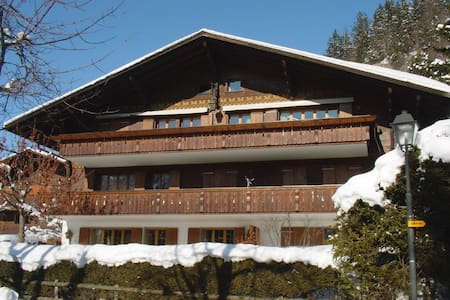 Cosy Apartment near Palace Hotel - Saanen
