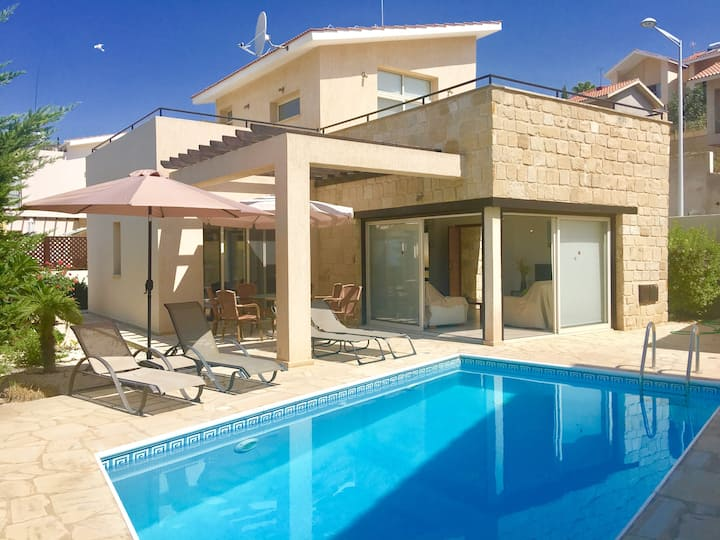Aphrodite Heights 2 bedroom villa
