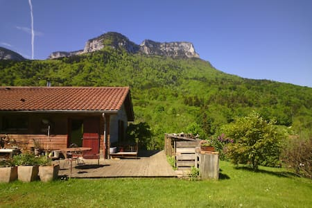 Maison pleine nature, 15km CHAMBERY - Chapareillan