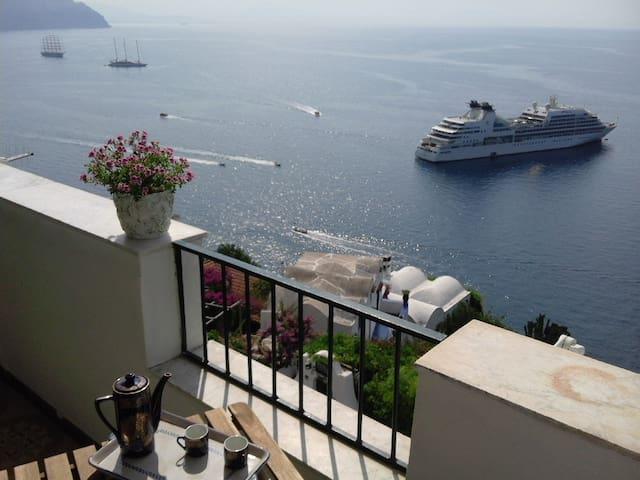 AMALFI  'SOLEMARE'  VISTA MARE APT - Amalfi - Lägenhet
