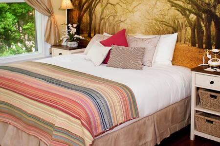 Willis King Room 2nd Floor - Fernandina Beach - Bed & Breakfast