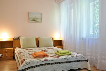Apartament in park old town+parking