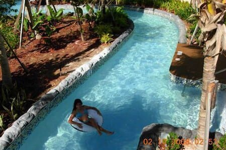 Aquatika Beach Resort & Waterpark - Loíza - Appartamento