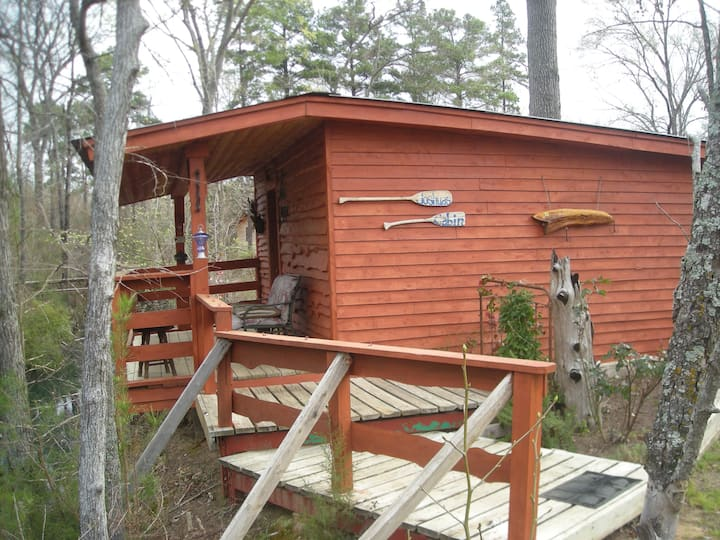 """Joshua's Cabin """"Relax and Unwind"""""""
