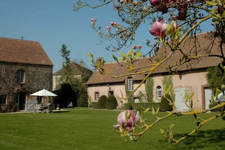 Moulin de la Ronce - Alluyes - Bed & Breakfast