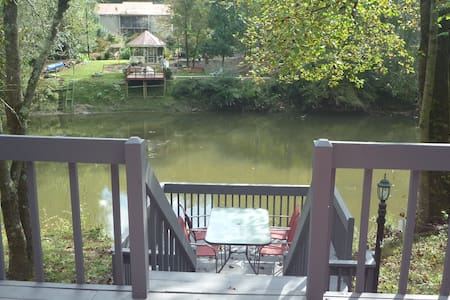 Convenient River Front Home - Ellijay