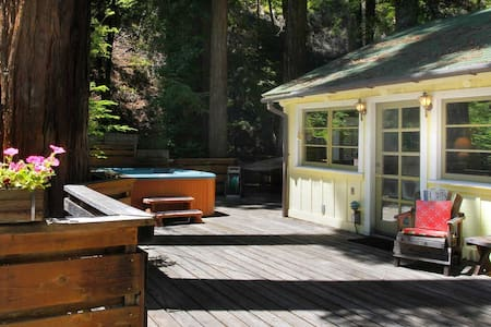 EASY DAYS Private, Walk2River, H/T - Guerneville
