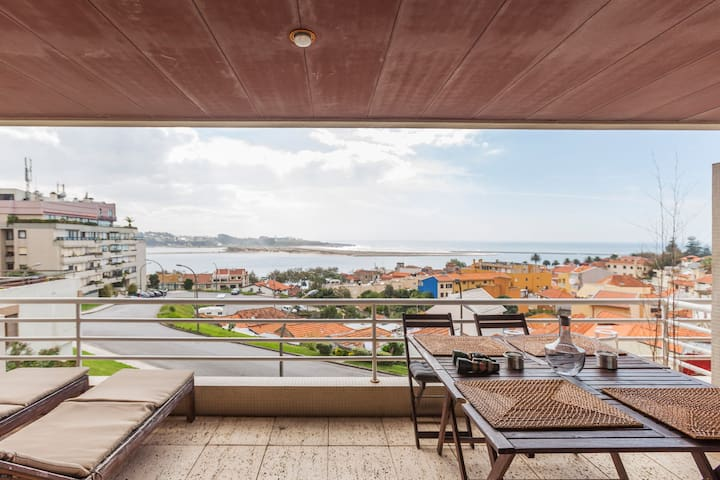 House Foz - Ocean/River view - Porto - Pis