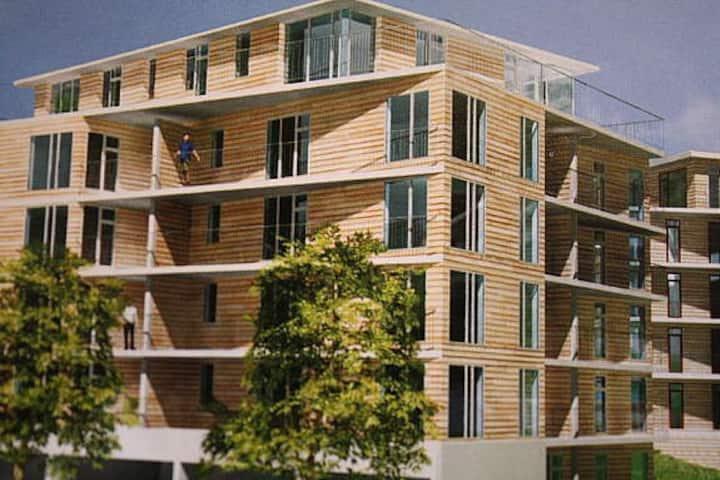Sola/ Forus 2 bed- Penthouse apart.