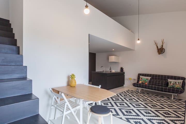 Charming bright Loft-COVELO - Oporto - Loft