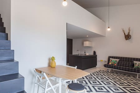 Charming bright Loft-COVELO - Porto