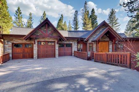 North Tahoe Vacation Estate: 113537 - South Lake Tahoe - Villa