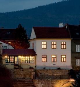 In der historischen Altstad - Litoměřice
