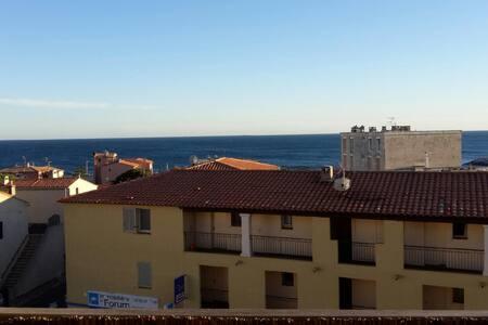 Appart Vue mer à Sausset - Sausset-les-Pins - Lägenhet