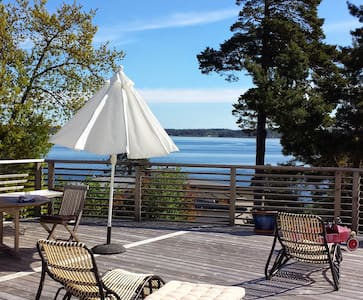 300 sqm house with seaview - Saltsjöbaden - Hus