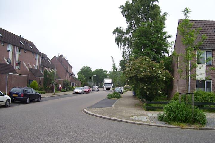 Rustige plek in een levendige stad - Zwolle