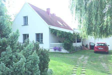 schönes Haus in der Nähe von Posen - Chyby