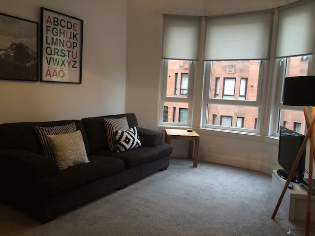 Comfortable, contemporary  flat - Glasgow - Pis