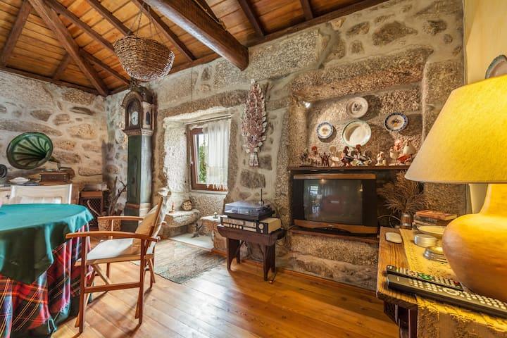 Casinha típica minhota - Arcos de Valdevez - Villa
