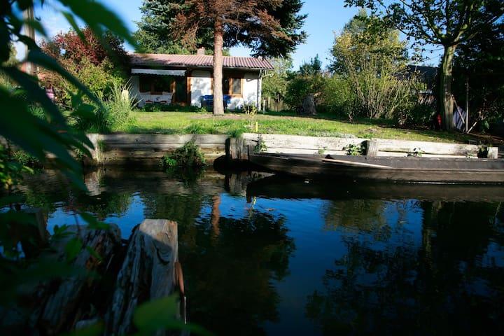Dorotheenhouse in Spreewald - Lübbenau - Casa